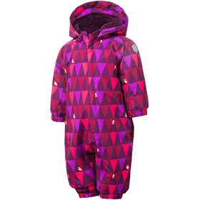 Color Kids Rimah Mini jumpsuit Kinderen roze/violet